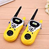 Prefun Walkie Talkie With 2 Player System Toy For Kids - MultiColor