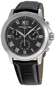Mens Raymond Weil Tango Chronograph Watch 4891-ST-00650