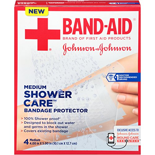 band-aid-shower-care-bandage-protector-medium-4-count-by-band-aid