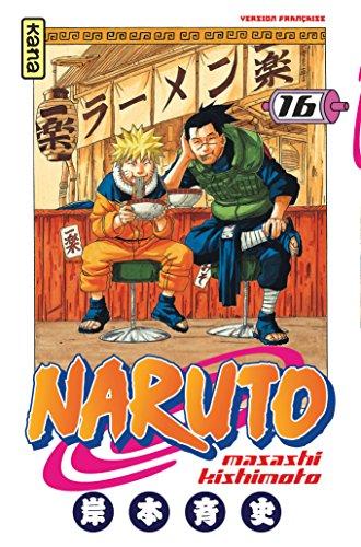 Naruto, Tome 16 : par Masashi Kishimoto