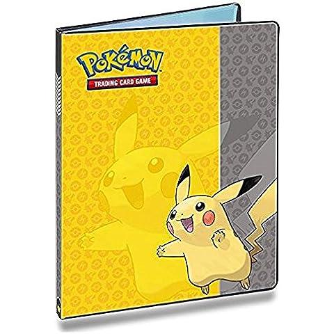 Ultra Pro 84554Portfolio Pokemon Pikachu nove Pocket (Pro 9 Pocket)