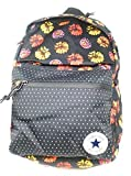 Converse Mens Chuck Plus 1.0 Poly Laptop Backpack Black Floral