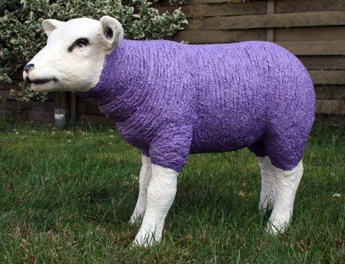 'Figurine de mouton agneau \\