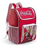 Meliconi Coca Cola Zaino Termico 20 Lt , 600D Pu, Rosso, 30x20x36 cm