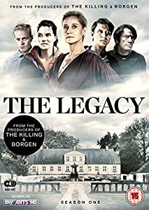The Legacy [DVD] [Import anglais]