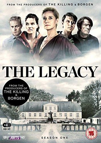 the-legacy-season-1-dvd