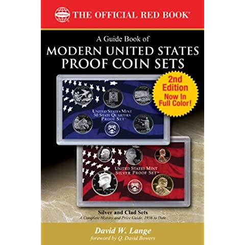 A Guide Book of Modern United States Proof Coin Sets (The Official Red Book)