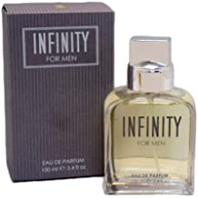 Infinity Eau De Parfum for Men 3.4 Oz 100ml by Sandora by Sandora