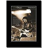 Black Sabbath–Tony Iommi Monitor Audio Magazin Promo auf A schwarz Mount