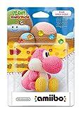 Nintendo amiibo® Figur | Yoshi's Wooly World - Woll-Yoshi Pink