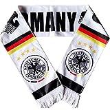ILOVEDIY WM Schal 2018 Fanschal Fussball Mannschaft Souvenir (Deutschland)