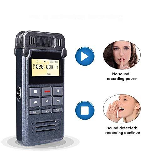 EVP-Recorder für Geisterjagd, 8 GB