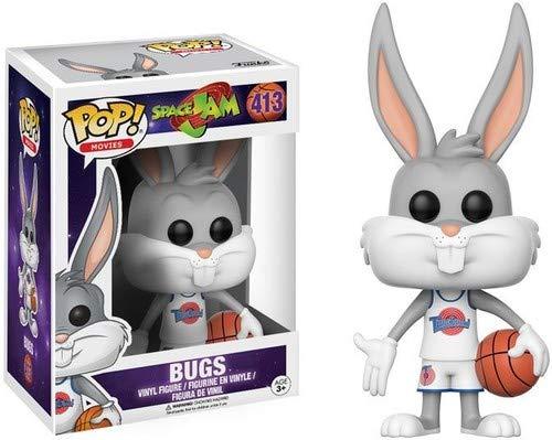 Funko 12428 Actionfigur Space Jam: Bugs Bunny, Standard