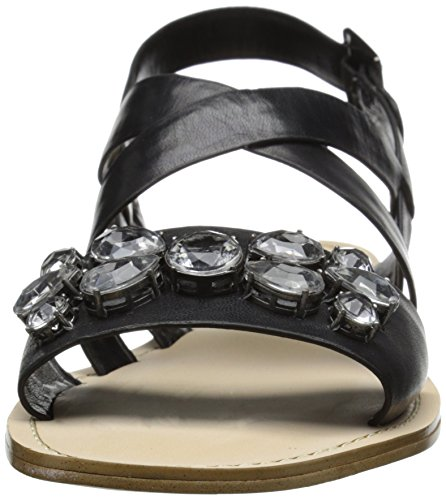 BCBGeneration Remmy Cuir Sandale Black