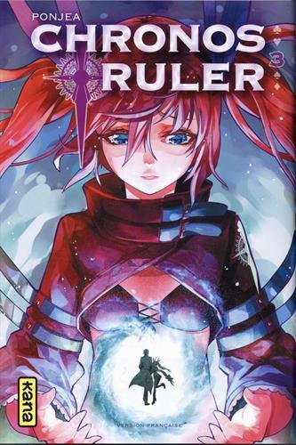 Chronos Ruler Edition simple Tome 3