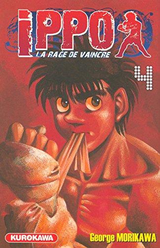 Ippo - Saison 1 - La rage de vaincre Vol.4 par MORIKAWA George