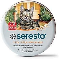Bayer Seresto Collare Gatti 38 Cm.