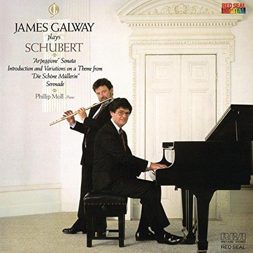 James Galway Plays Schubert