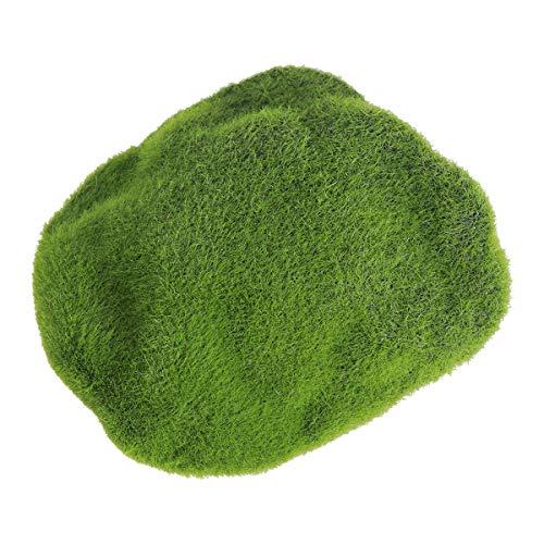 Vosarea Künstliche Moss Rocks Green Moss Kugeln, Verschiedene Größen