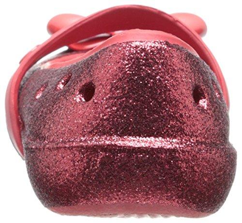 CrocsKeeley Salut-glitter Bow Flat Ps Pepper/Pepper
