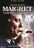 MAIGRET - Collection L'intégrale - Coffret Collector 54 épisodes 27 DVD