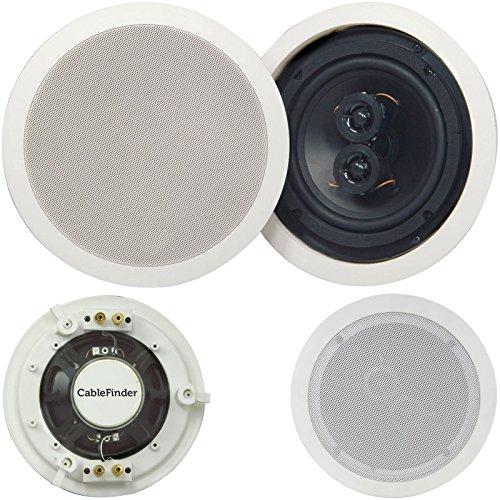 quality-65-100w-dual-tweeter-stereo-ceiling-speaker-8ohm-compact-hi-fi-roof-pa