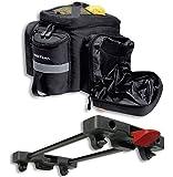 KlickFix Rackpack 2 Plus Gepäckträgertasche