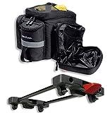 KLICKfix Farradtasche Rackpack 2 Plus für Rackt, 0267RB