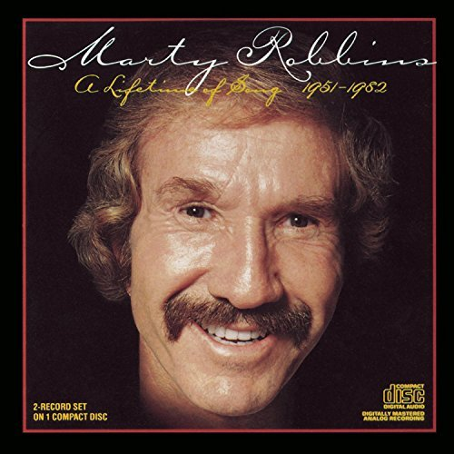 A Lifetime of Song by Marty Robbins (1990-10-25)