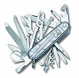 Victorinox Swisschamp Couteau Suisse - 1.6794.T7 - Couteau Multifonction - 21 Pièces