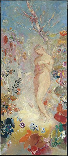 The Museum Outlet – Pandora, 1914, galleria avvolto su tela. 29,7 x 41,9 cm