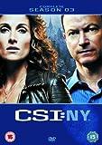 CSI: New York - Complete Season 3 [DVD]