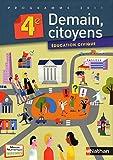 Demain, citoyens éducation civique 4e : Programme 2011