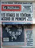 Telecharger Livres PARISIEN LIBERE LE No 11299 du 17 01 1981 GREVE DES CHEMINOTS TRAFIC PERTURBE DIMANCHE ET LUNDI ESCROQUERIE MONSTRE A LA CHARITE LES OTAGES DE TEHERAN ACCORD DE PRINCIPE ANNONCE WASHINGTON LE NOUVEAU XV DE FRANCE A L ASSAUT DE L ECOSSE AU CONSEIL DES MINISTRES ADOPTION DU PROJET DE LOI SUR L EGALITE PROFESSIONNELLE ENTRE HOMMES ET FEMMES TIERCES A VINCENNES AUJOURD HUI PRIX DE PRIVAS DEMAIN PRIX DE DINAN (PDF,EPUB,MOBI) gratuits en Francaise