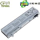 Topnma PT434 W1193 4M529 M2400 Batterie pour Dell Latitude E6400 E6410 E6500 E6510 Ordinateur PC Portable[6-Cell 5200mAh]