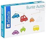 Selecta 60003 Bunte Autos, Mobile, Kinderspielzeug, 50 cm