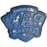 4fa52e4dd61 Cuticuter Emporte-pièce de l écusson de Paw Patrol pour biscuits Bleu ...