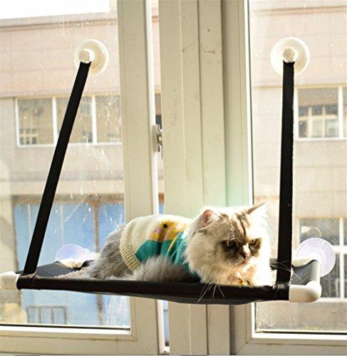 PLQ Amaca gatto cat finestra installazione lettino prendisole per animali domestici amaca serra calamari cuscino cat amaca, singolo strato