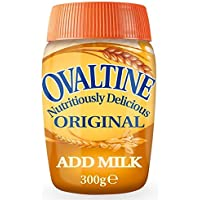 Ovaltine original Agregar tarro de leche 300g