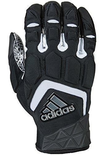 adidas Freak Max American Football Lineman Handschuhe schwarz L