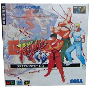 Final Fight CD – MegaCD