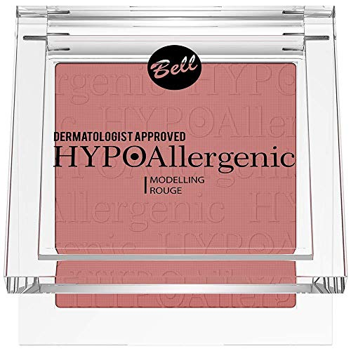 Bell hipoalergénico modelos Rouge Powder Nº 03Dermatólogo