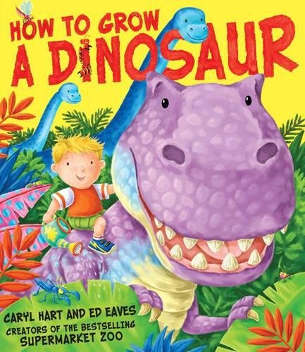 How to Grow a Dinosaur Cover Image