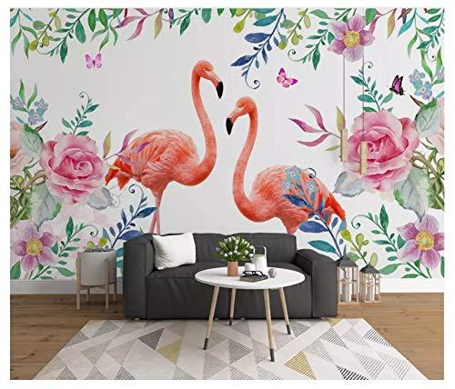 MuralXW Klassische Tapete Wandbild 3D Tapete Nordische Hand gezeichnete Karte geeignet für Kinderzimmer Junge Mädchen Schlafzimmer Sofa Hintergrund-280x200cm