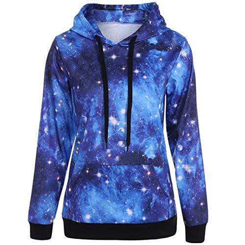 0c33369ffe9068 TOPKEAL Jacke Warm Mantel Damen Herbst Winter Sweatshirt Print Kapuzenjacke  Oberbekleidung Hoodie.
