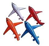 [Airliners] Set von 4 Kinder aufblasbare Spielzeug Farbe Random