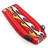 Akshaj Inflatable Joy Rider Float Swimming Aid, Inflatable Board Style Swim Float