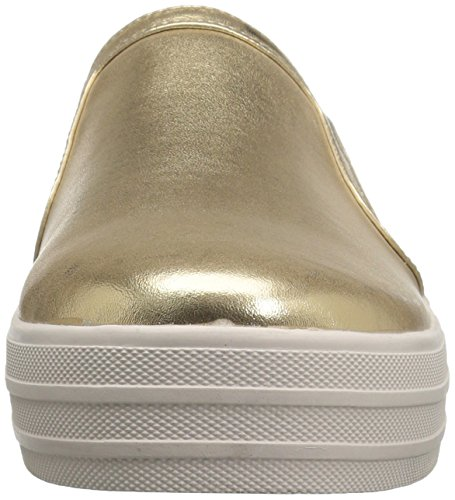 Skechers , Baskets mode pour femme argent Silver Doré