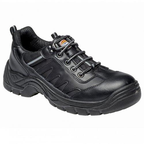 Dickies FA13335 BK 11 Stockton Chaussures haute sécurité  S1-P Taille 45 Noir Black