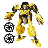 #3: Transformers The Last Knight Premier Edition Deluxe Bumblebee